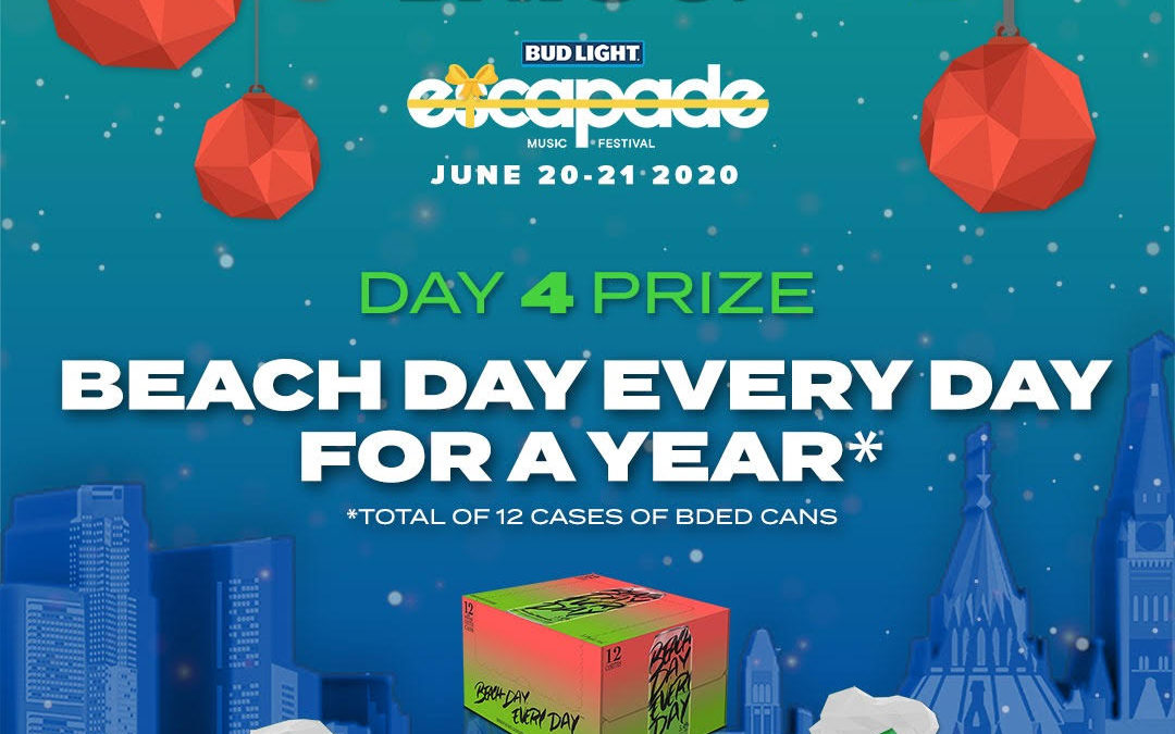 Every Day S A Beach Day 5k 2019: Win A Pack Of Beach Day Every Day Every Month For