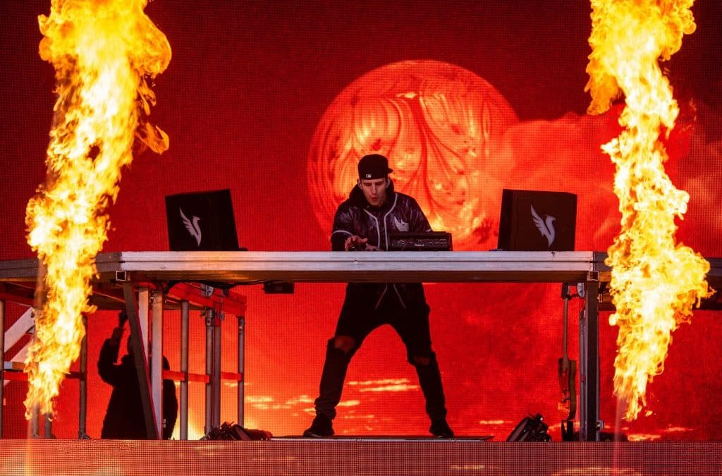 How Illenium is conquering the EDM world